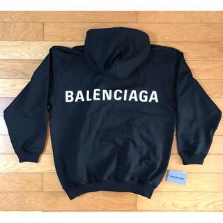 バレンシアガ(Balenciaga)の【新品 未使用】Balenciaga 2019SS フーディー S(スウェット)