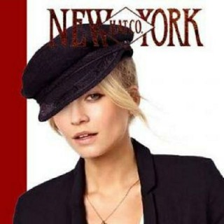 Newyork hat & co  マリンキャスケット
