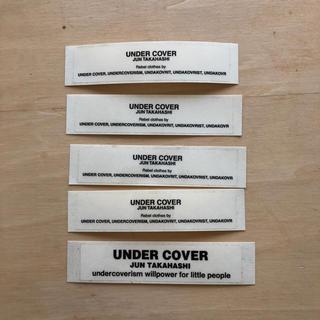 アンダーカバー(UNDERCOVER)のアンダーカバー undercover ステッカー(その他)