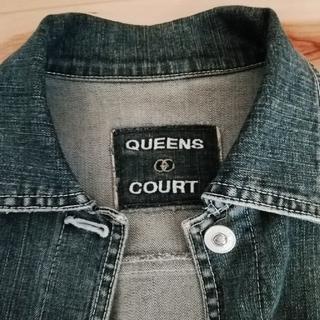 クイーンズコート(QUEENS COURT)のクイーンズコートジーンズジャケット Gジャン(Gジャン/デニムジャケット)
