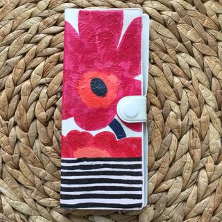 マリメッコ(marimekko)のマリメッコ  薄型カードケース 8ポケット ハンドメイド(その他)