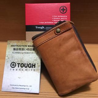 タフ(TOUGH)のタフ tough / 限定色 未使用(折り財布)