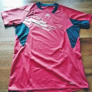 アディダス(adidas)のadidas 半袖 シャツ(Tシャツ/カットソー(半袖/袖なし))