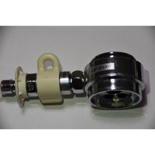 パナソニック(Panasonic)のみかん様専用 分岐水栓 【CB-SXA6】(食器洗い機/乾燥機)