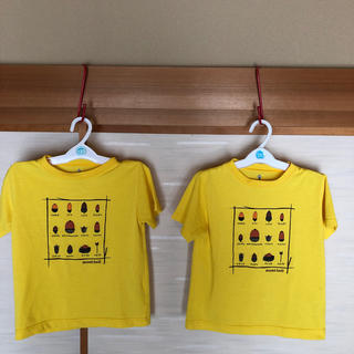 モンベル(mont bell)のモンベル Tシャツ 120 2枚セット(Tシャツ/カットソー)