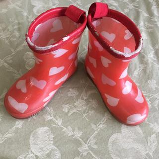 NEXT - NEXT ハート柄 長靴 13.0EE