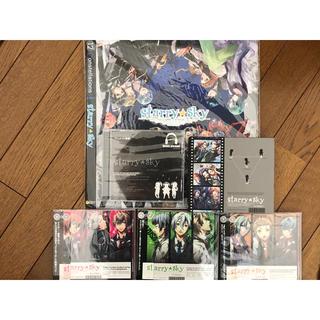 ハニービー(HONEY BEE)の【starry☆ sky】PC用ゲーム&非売品グッズ(PCゲームソフト)