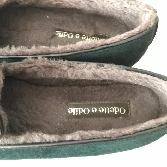 Odette e Odile(オデットエオディール)のペタンコシューズ レディースの靴/シューズ(その他)の商品写真