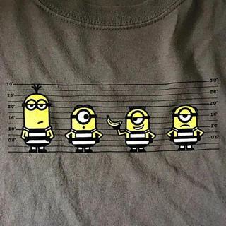 ダブルネーム(DOUBLE NAME)のミニオン Tシャツ(Tシャツ(半袖/袖なし))