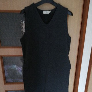 シマムラ(しまむら)の裾スリット、チュニック、秋冬用(チュニック)