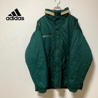 adidas - アディダス 中綿ブルゾン