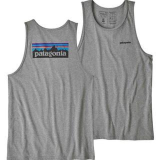 patagonia - Patagonia ロゴ タンクトップ S