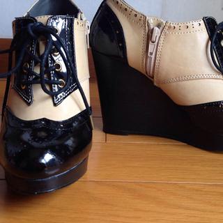ウィルセレクション(WILLSELECTION)のウィルセレクション    ウェッジソール(ローファー/革靴)