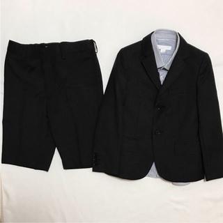バーバリー(BURBERRY)のバーバリー スーツ 110 120 ※上下サイズ違い 上110 下120(ドレス/フォーマル)