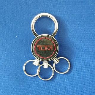 トゥミ(TUMI)のTUMI キーホルダー(鍵3本用)(キーホルダー)