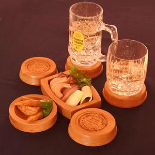 サントリー(サントリー)のコースターセット(テーブル用品)