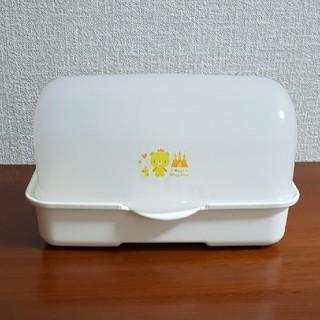 ニシマツヤ(西松屋)の哺乳瓶 消毒ケース(哺乳ビン用消毒/衛生ケース)