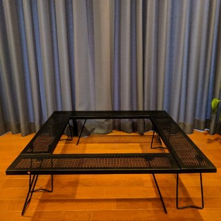 【アラタクシア様 専用】ONOE 尾上製作所 マルチファイアテーブル (アウトドアテーブル)