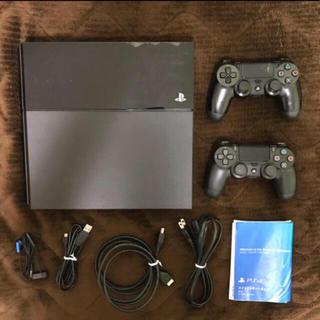 プレイステーション4(PlayStation4)のPS4 CUH-1000A  中古(家庭用ゲーム機本体)