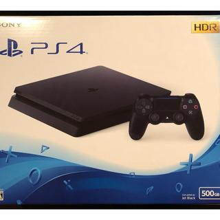 プレイステーション4(PlayStation4)のPS4 (家庭用ゲーム機本体)