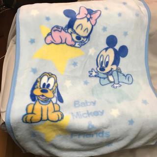 ディズニー(Disney)のディズニー毛布(毛布)