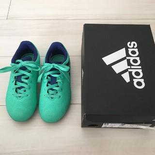 アディダス(adidas)のキッズスパイク18㎝ adidas(その他)
