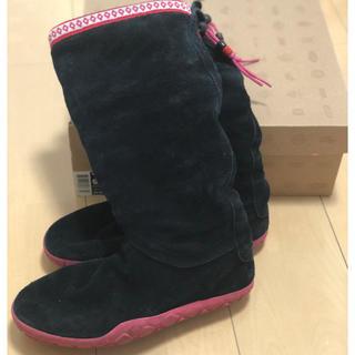 ナイキ(NIKE)のNIKE AIR CHUKKA MOC HIGH (ブーツ)