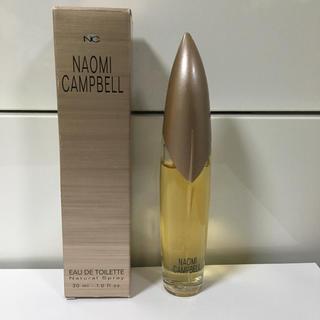 ナオミキャンベル(Naomi Campbell)のナオミキャンベル オードトワレ 30ml(香水(女性用))