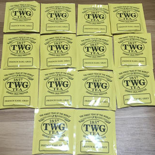 TWG 紅茶 フレンチアールグレイ(茶)