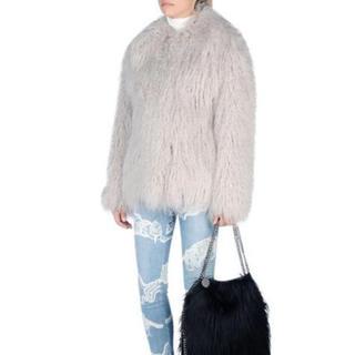 ステラマッカートニー(Stella McCartney)のsale ステラマッカートニー  ファー コート(毛皮/ファーコート)
