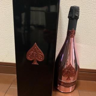 アルマンドバジ(Armand Basi)のシャンパン  未開封 アルマンド ブリニヤック ロゼ(シャンパン/スパークリングワイン)