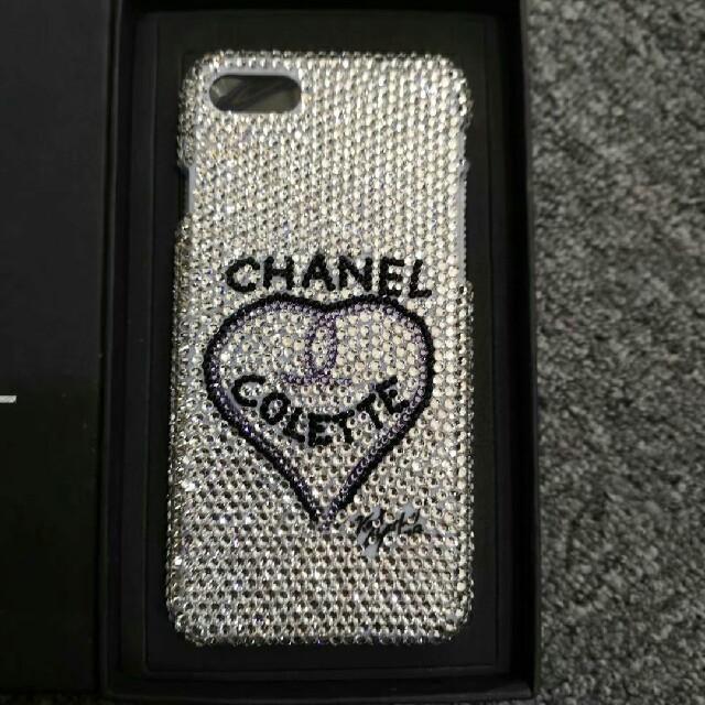 ヴィトン iphone7 ケース 中古 、 CHANEL - CHANEL シャネル アイフォンケース スマホケース キラキラ  iPhoneの通販 by ROOTOTE's shop|シャネルならラクマ