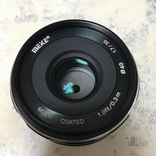 フジフイルム(富士フイルム)の富士フイルム xマウント 単焦点レンズ(レンズ(単焦点))
