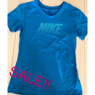 ナイキ(NIKE)の新品!NIKE ナイキ Tシャツ ブルー(その他)