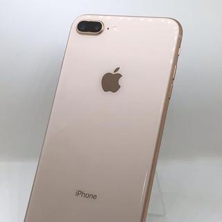 アップル(Apple)のiPhone8Plus SIMフリー 本体 箱付き 付属品付き(家庭用ゲーム本体)