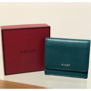 バリー(Bally)のBALLY三つ折り財布(折り財布)
