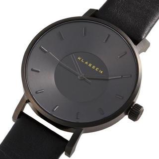 ダニエルウェリントン(Daniel Wellington)の KLASSE14 VOLARE 42mm 腕時計 ブラック(腕時計(アナログ))