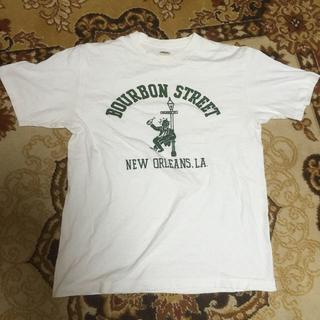 ダブルワークス(DUBBLE WORKS)のダブルワークス BURBON STREET半袖Tシャツ(Tシャツ/カットソー(半袖/袖なし))