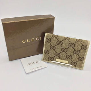 8ce188421e71 3ページ目 - グッチ パスケースの通販 300点以上 | Gucciを買うならラクマ