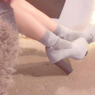 ココディール(COCO DEAL)のココディール   ブーツ ソックスブーツ 美品(ブーツ)