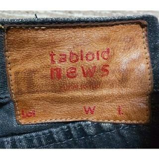 タブロイドニュース(tabloid news)のタブロイドニュース tabloid news グレーデニム w30(デニム/ジーンズ)
