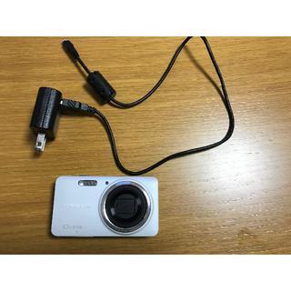 オリンパス(OLYMPUS)のオリンパス OLYMPUS STYLUS VH-520(ホワイト)コンデジ(コンパクトデジタルカメラ)