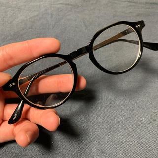 トムフォード(TOM FORD)のオリバーピープルズ風伊達眼鏡(サングラス/メガネ)