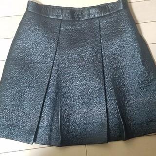 アクサラ(AXARA)のAXARA  黒スカート  38(ミニスカート)