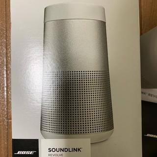 ボーズ(BOSE)のBOSE SOUNDLINK REVOLVE Bluetooth speaker(スピーカー)