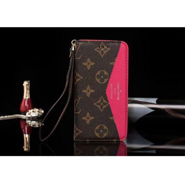 LOUIS VUITTON - ルイヴィトン iPhoneケースの通販 by う's shop|ルイヴィトンならラクマ