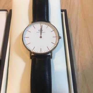 ダニエルウェリントン(Daniel Wellington)のDaniel Wellington ダニエルウェリントン40mm(腕時計(アナログ))