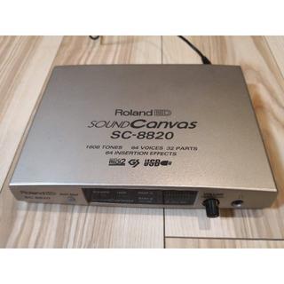ローランド(Roland)のRoland SC-8820(音源モジュール)