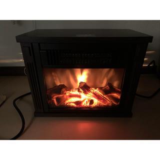 ニトリ(ニトリ)の暖炉型ファンヒーター(ファンヒーター)