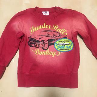 ドンキージョシー(Donkey Jossy)のdonkey jossy トレーナー 90(Tシャツ/カットソー)